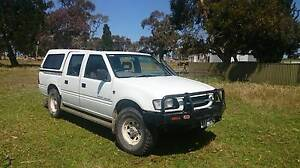 2000 Holden Rodeo Tintinara The Coorong Area Preview