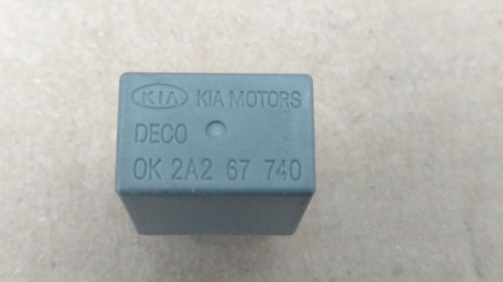 Used Kia Computers, Chips, Cruise Control and Related Parts for Sale ...
