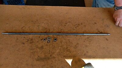 Vintage Craftsman 6 Metal Lathe 30 Bed Lead Screw 31 38 Long