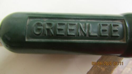 GREENLEE 774 RATCHET ACTION CABLE CUTTER