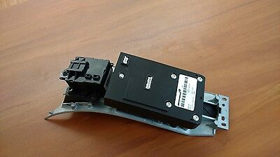 MCLAREN MP4-12C INTERIOR CENTER CONSOLE CONTROL SWITCH OEM 11M1245CP .01