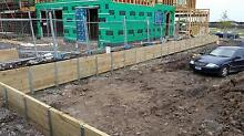 retaining wall steel Bulleen Manningham Area Preview