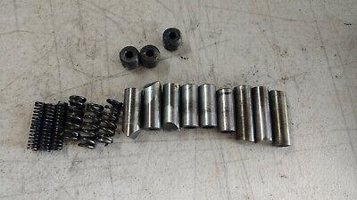 Ridgid 500 535 Pipe Threader Power Head Main Drive Shaft Bolts Studs Springs Pin