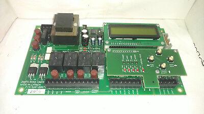 JAMES ROSS LTD PC Board Assembly w/ LCD 540-00071 (CS085)