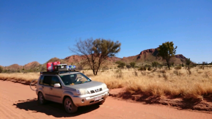 Nissan X trail 2.5 2004 4x4 fully equipped for sale