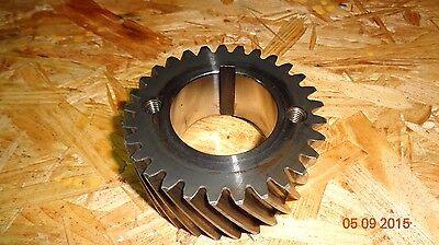 John Deere 950  1050 Tractor. Parting Out  Crankshaft Gear