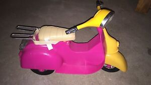 American girl toy style scooter