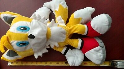 Sonic the Hedgehog's, Tails Plush - Sonic Characters Tails