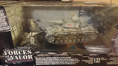 Forces of  Valor 1/32 Panzer IV/Tank/Char/Panzer/Tanque/Carro Armato online kaufen