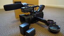 Sony HXR-NX70U HD Video Camera Kit w/ Dave Kelly Water Housing Cooks Hill Newcastle Area Preview