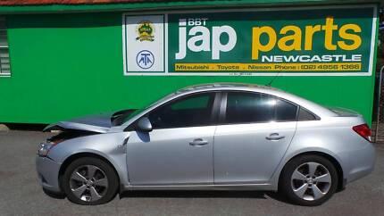 2011 Holden Cruze Wrecking Lambton Newcastle Area Preview