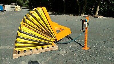 Air Operated Tilt Table 4000 Lb Capacity 50 X 51 Tilt Table