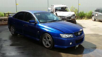 VZ COMMODORE, MAY / 2005. FOR WRECKING ONLY.