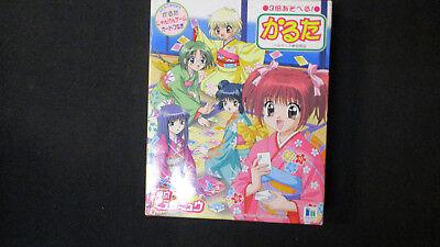 Anime Manga Comic Tokyo Mew Mew Seika no Karuta Japanese Playing Cards Toy, usado segunda mano  Embacar hacia Argentina