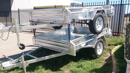HEAVY DUTY *FREE CAGE,SPARE TYRE & JOCKEY WHEEL FROM $1650. Midvale Mundaring Area Preview