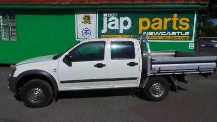 2006 Holden Rodeo Wrecking Lambton Newcastle Area Preview