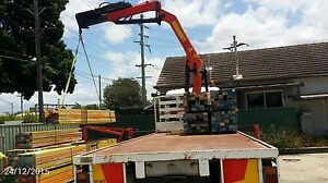 crane truck.s hire.. Fairfield East Fairfield Area Preview