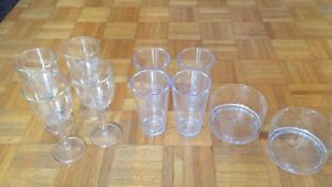 Glassware (outdoor)