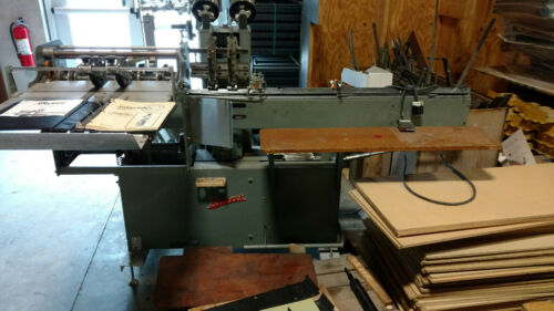 Rosback Automated Saddle Stitcher 202T