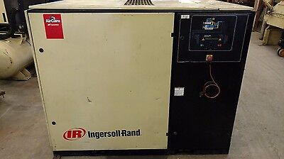 Used 50-hp Ingersoll-rand Up-6-50 With Computer 230460v Rotary Air Compressor
