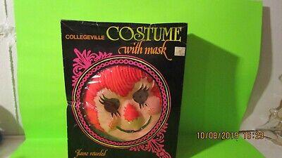 Baby Rag Doll Halloween Costume ( Rag Doll Halloween Costume Collegeville Ca.size child large 12-14 year)
