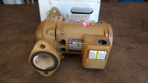 Bell & Gossett 1BL004LF Bronze Booster Water Pump PL-45B, 115 Volt 1/6 HP