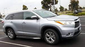 2014 Toyota Kluger Wagon Taylors Lakes Brimbank Area Preview