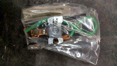 Wiremold 2127G3 Grounding Receptacle W/ Ground Wire **Free Shipping**