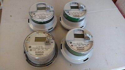4 Ge Sunrun Digital Watthour Electric Smart Meter Cl 200 240v 3w Fm2s 30ta