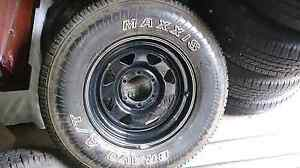 4x4 Rims and A/T Tyres Hilux Landcruiser Patrol Nirvana Margaret River Margaret River Area Preview