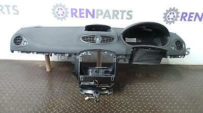 Renault Sport Clio III 06-12 197 / 200 2.0 16v Dashboard + Passenger Airbag