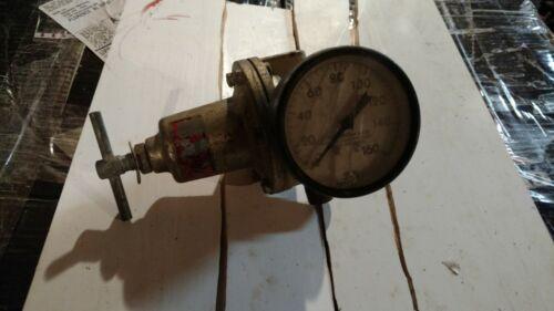 CA Norgren Air Pressure Regulator Valve Denver Type
