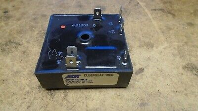 Airotronics Tgcml705s900scc1h Cuberelay Timer 12v 10 Amp