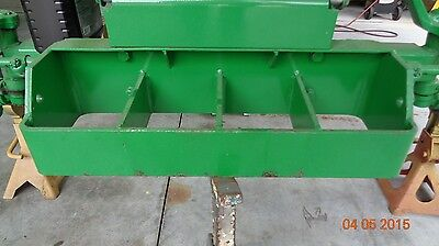 John Deere 9501050 Front Weight Bracket