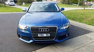 2010 Audi A4 2TDI my 11  luxury sedan with RWT Narre Warren South Casey Area Preview