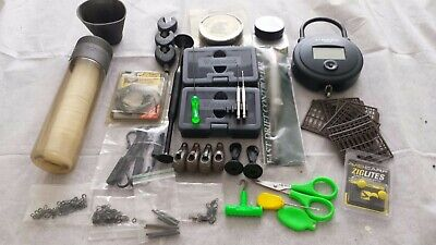 Used carp fishing tackle job lot, digital scales pva, avid esp e.t.c job lot
