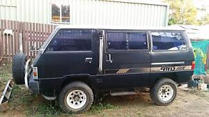 1984 Mitsubishi L300 Wagon Camira Ipswich City Preview