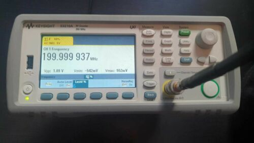 Keysight 53210A 350 MHz RF Frequency Counter, 10 digits/s