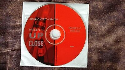 Matchbox 20 & Everclear Up Close 1 cd music & interview radio show 97-51
