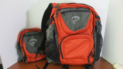 WATERMARK  FISHING BACKPACK and CHEST PACK