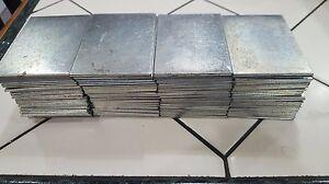 Fabric Vertical Blind Weights - Galvanized Steel - 2 3/4