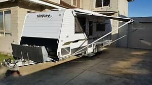 2011 Vanguard Caravans Moorabbin Kingston Area Preview