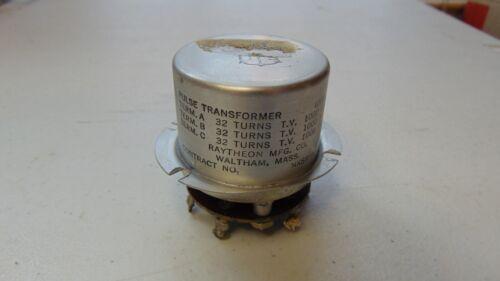 Raytheon Pulse Transformer US Navy UX8693