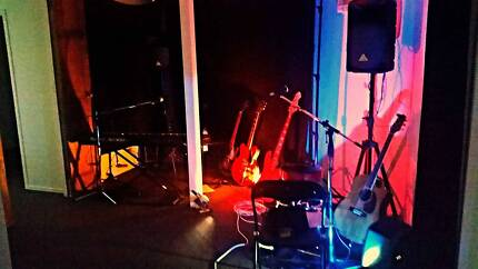 Band Rehearsal Rooms $10/hr