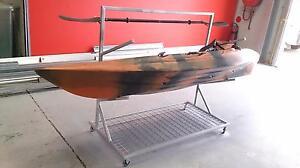 Custom Kayak, Canoe, Board Racks Raymond Terrace Port Stephens Area Preview