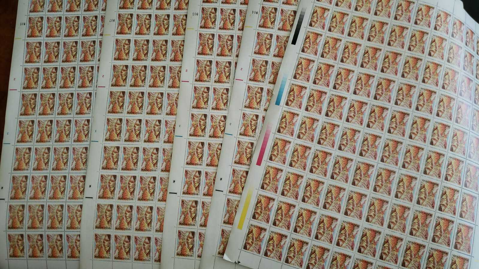 SPECIAL LOT - Argentina - Tourism - 8 Sheets Of 100 - MNH - $63.65