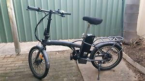 Nishiro Electric bike