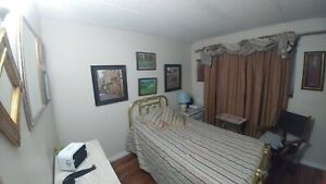 Bedroom for rent in two-bedroom apt shared Niagara Falls