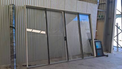 4 PANEL ALUMINIUM SLIDING DOOR & Dowell Doors Lonsdale \u0026 You\\u0027ll Be Happy To Know That When It ...