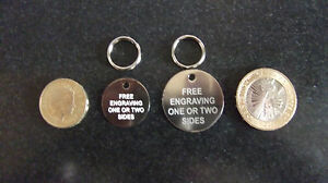 DOG-CAT-PET-ID-TAG-DISC-FREE-ENGRAVING-AND-SPLIT-RING